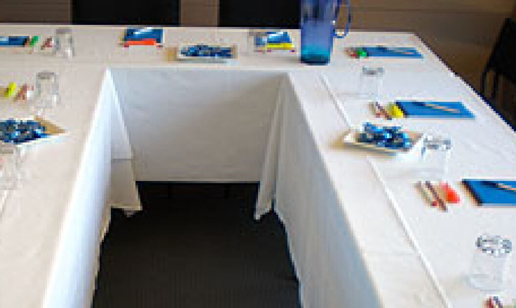 Meeting Table of DevineEscape